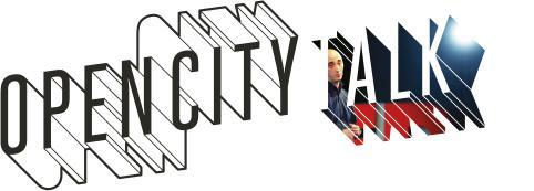 "Логотип дискуссионного формата  ""OpenCity Talk """