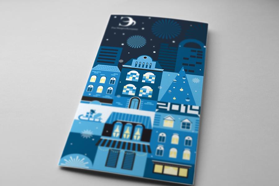 фонтаны, корпоративные открытки на новый год с вырубкой входит рейтинг